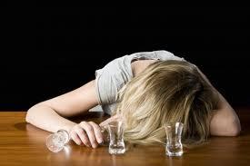 drunk woman 275x183