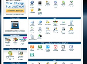hostgator cpanel overview