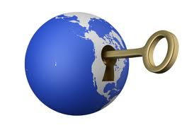 keyword globe key