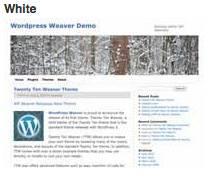 weaver white