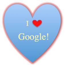 word I love Google