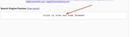seotext browser