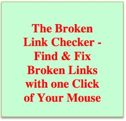 Broken LInk Checke